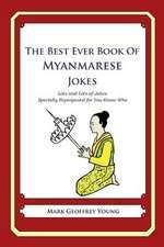 The Best Ever Book of Myanmarese Jokes