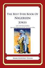 The Best Ever Book of Nigerien Jokes