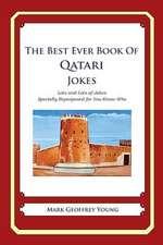 The Best Ever Book of Qatari Jokes