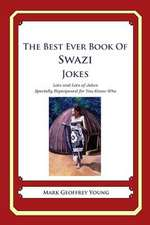 The Best Ever Book of Swazi Jokes