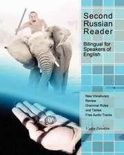 Second Russian Reader