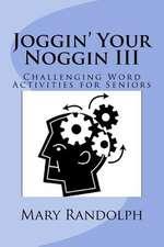 Joggin' Your Noggin