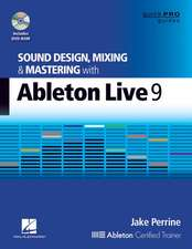 Sound Design, Mixing, and Mastering with Ableton Live 9 [With DVD ROM]:  Brass Quintet