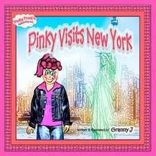 Pinky Visits New York