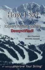 How I Ski