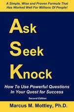 Ask, Seek, Knock!