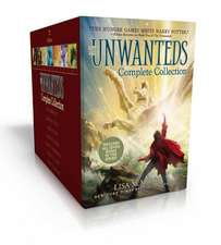 The Unwanteds Complete Collection:  The Unwanteds; Island of Silence; Island of Fire; Island of Legends; Island of Shipwrecks; Island of Graves; Island
