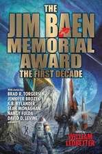 Jim Baen Memorial Award: The First Decade