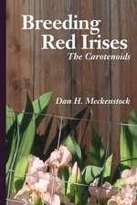 Breeding Red Irises