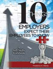 10 Things Employers Expect Their Employees to Know