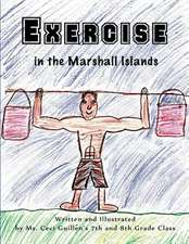 Exercise in the Marshall Islands