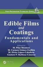 Edible Films and Coatings:  Fundamentals and Applications
