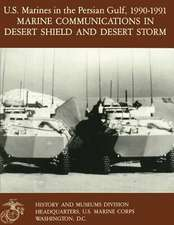 U.S. Marines in the Persian Gulf, 1990-1991