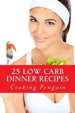 25 Low Carb Dinner Recipes