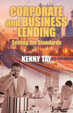 Corporate and Business Lending