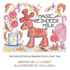 Magic Reindeer Milk
