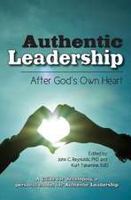 Authentic Leadership-