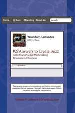 #27answers to Create Buzz