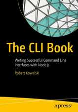 The CLI Book: Writing Successful Command Line Interfaces with Node.js