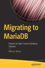 Migrating to MariaDB