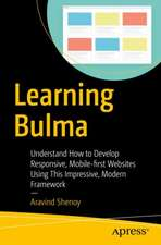 Learning Bulma
