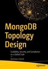 MongoDB Topology Design