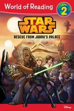 World of Reading Star Wars Rescue from Jabba's Palace: Level 2