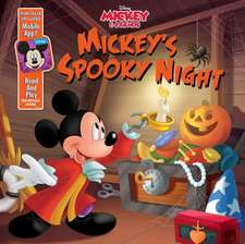 Mickey & Friends Mickey's Spooky Night: Purchase Includes Mobile App for iPhone and iPad! Read and Play