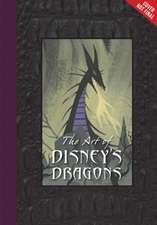The Art Of Disney's Dragons