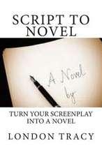 Script to Novel