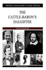 The Cattle-Baron?s Daughter