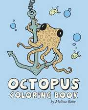 Octopus Coloring Book