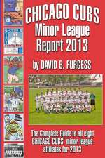 Chicago Cubs' Minor League Report 2013