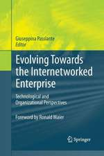 Evolving Towards the Internetworked Enterprise: Technological and Organizational Perspectives