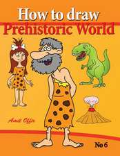 How to Draw Prehistoric World