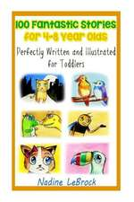 100 Fantastic Stories for 4-8 Year Olds