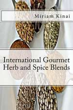International Gourmet Herb and Spice Blends
