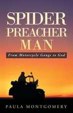 Spider Preacher Man
