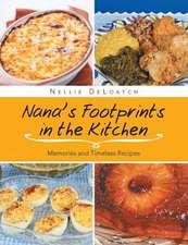 Nana's Footprints in the Kitchen