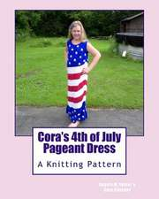 Cora's 4th of July Pageant Dress