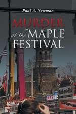 Murder at the Maple Festival