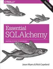 Essential SQLAlchemy, 2e