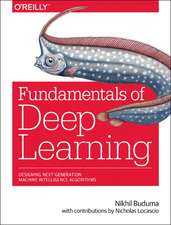 Fundamentals of Deep Learning