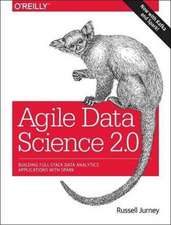 Agile Data Science, 2.0