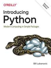 Introducing Python, 2e