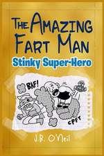 The Amazing Fart-Man