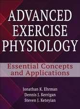 Ehrman, J: Advanced Exercise Physiology