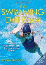 The Swimming Drill Book 2nd Edition