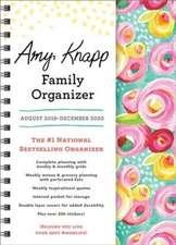 AMY KNAPPS FAMILY ORGANIZER 2020