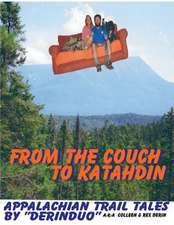 From the Couch to Katahdin